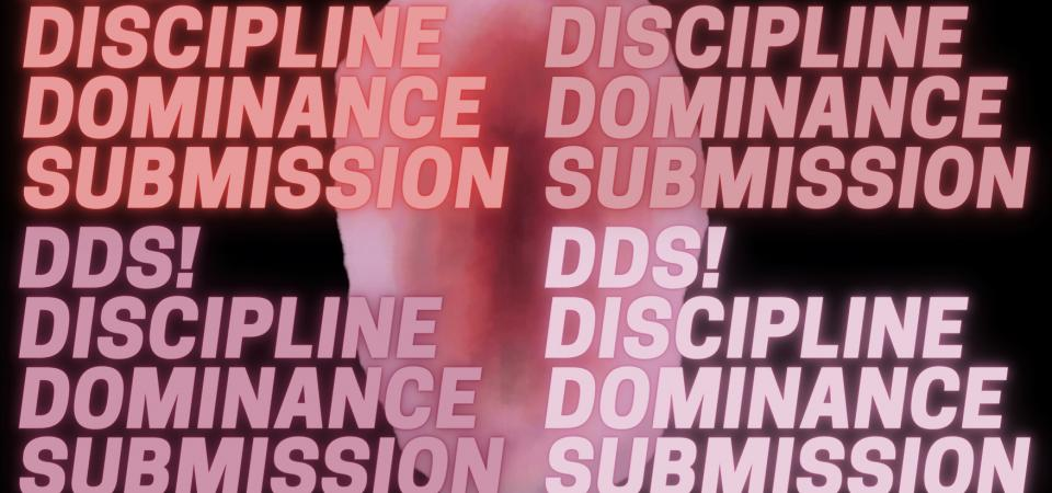 DDS! Discipline, Dominance, Submission - An interdisciplinary performance project
